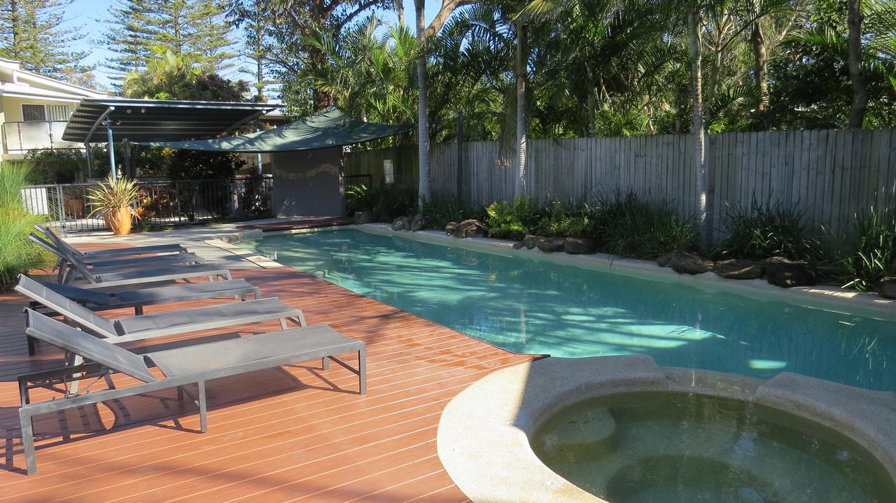 The Byron Beachcomber - Byron Bay Accommodations