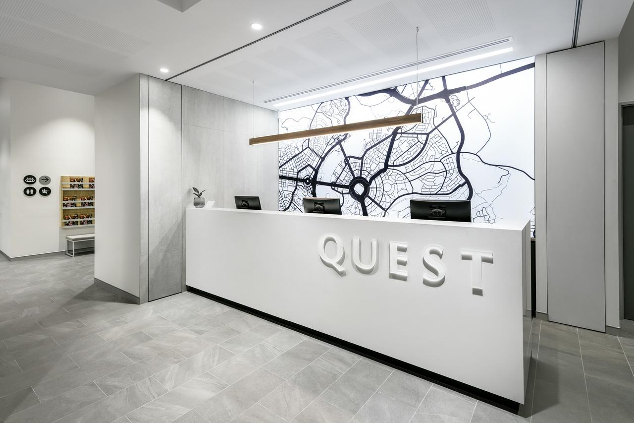 Quest Canberra City Walk - Byron Bay Accommodations