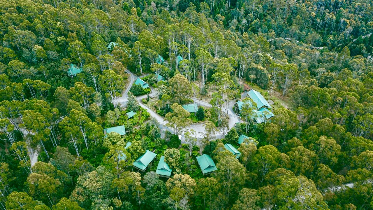 Lemonthyme Wilderness Retreat - Byron Bay Accommodations