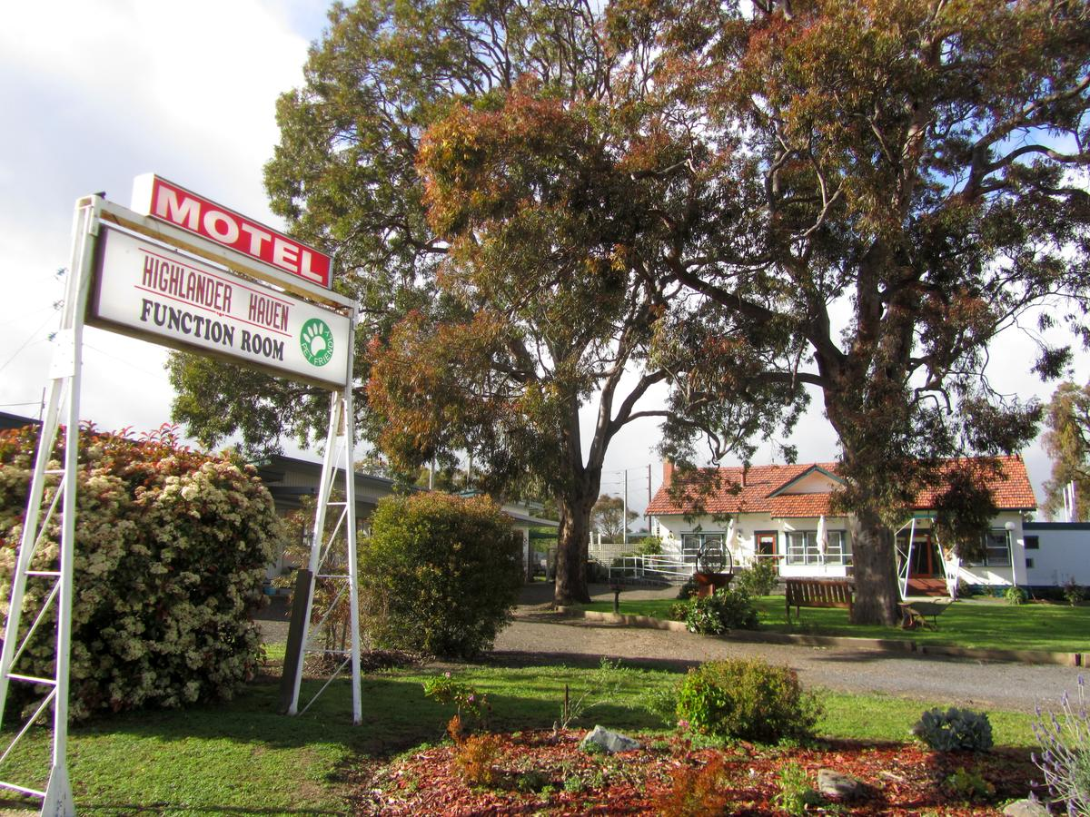 Highlander Haven Motel - Byron Bay Accommodations
