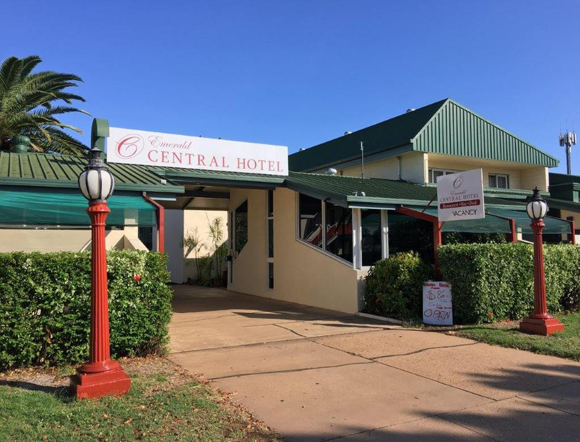 Emerald Central Hotel - Byron Bay Accommodations