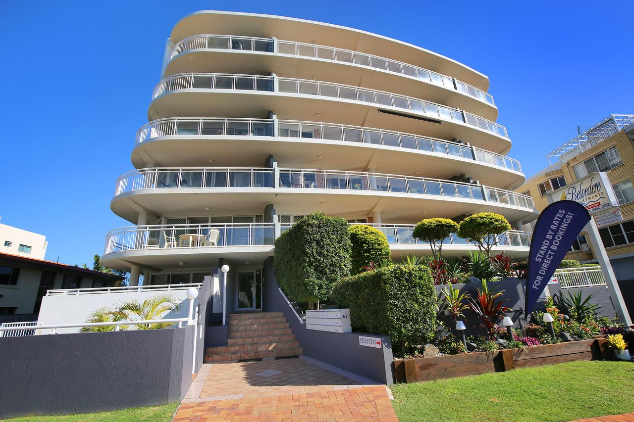 Belvedere Apartments - Byron Bay Accommodations