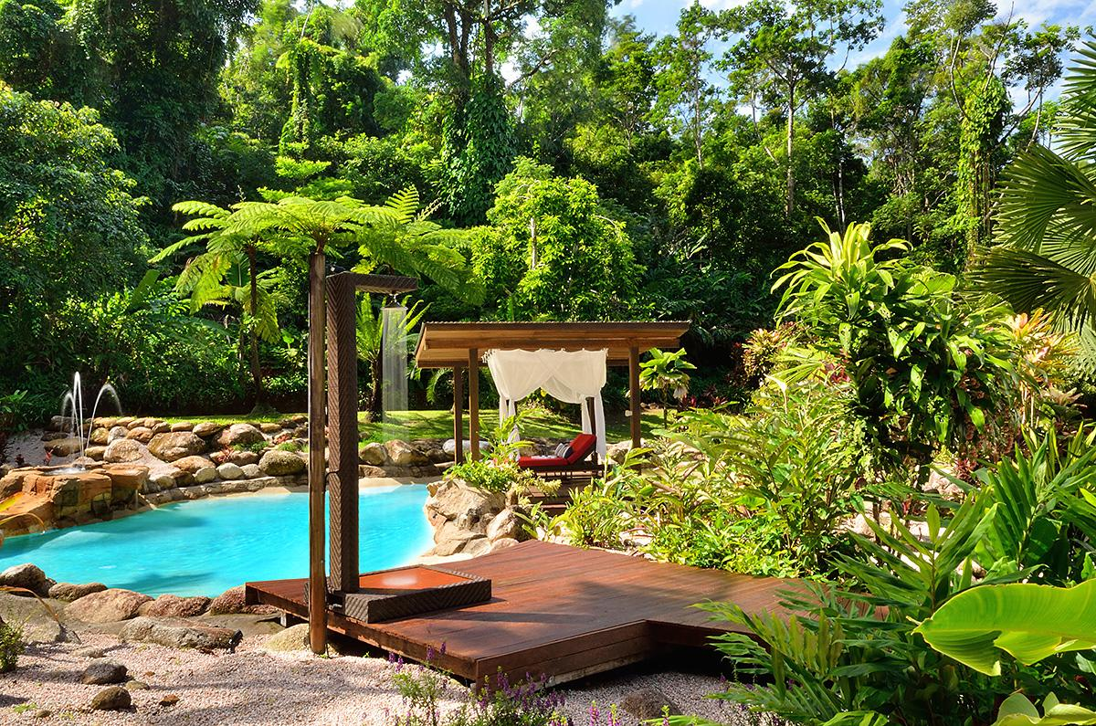 Misty Mountains Rainforest Retreat - Byron Bay Accommodations