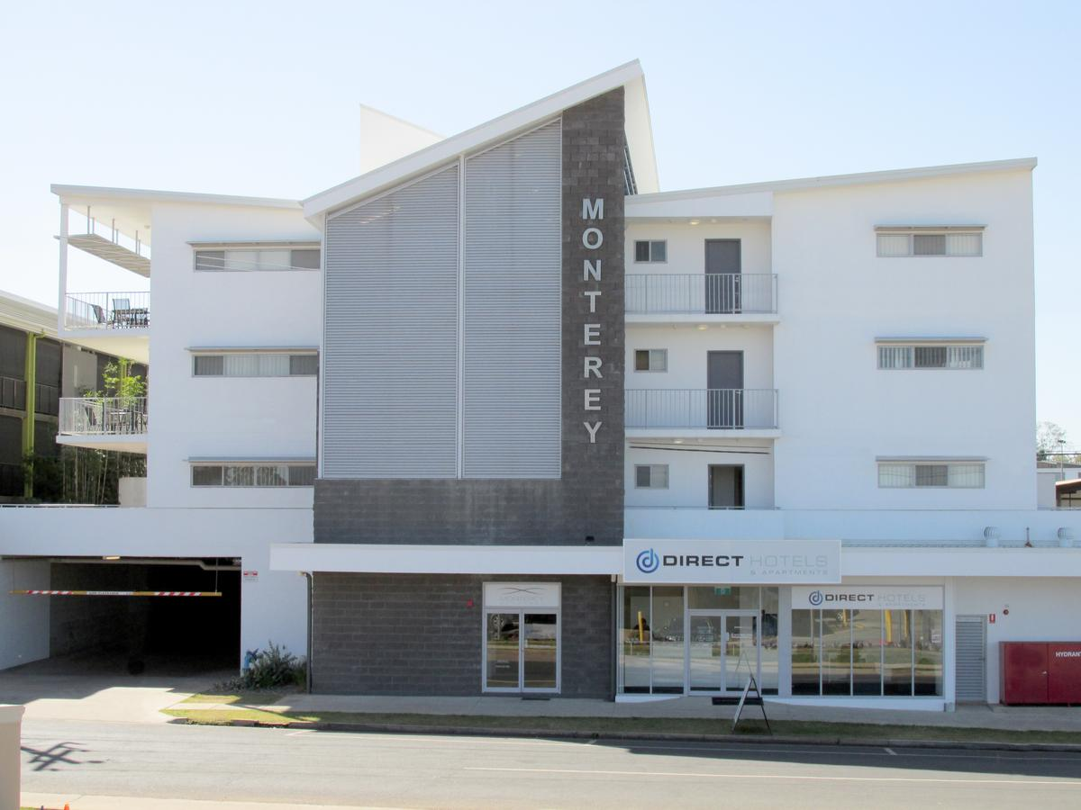 Direct Hotels - Monterey Moranbah - Byron Bay Accommodations