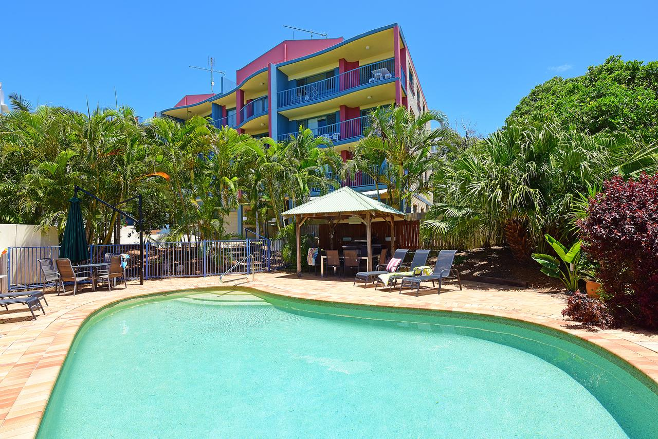 Lindomare Apartments - Byron Bay Accommodations