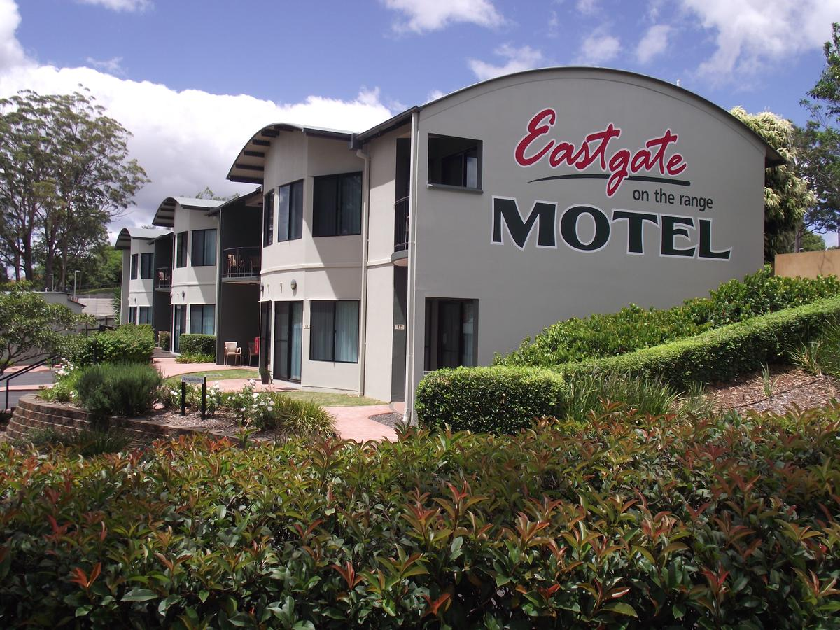 Eastgate Motel on the Range - Byron Bay Accommodations